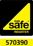 Gas Safe Registered 570390